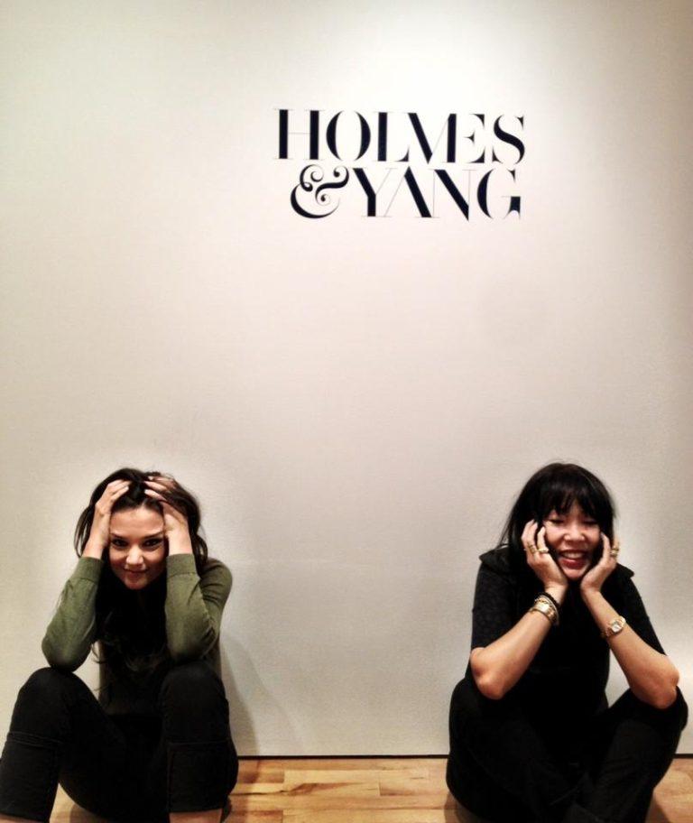 NYFW: Katie Holmes präsentierte neue Kollektion