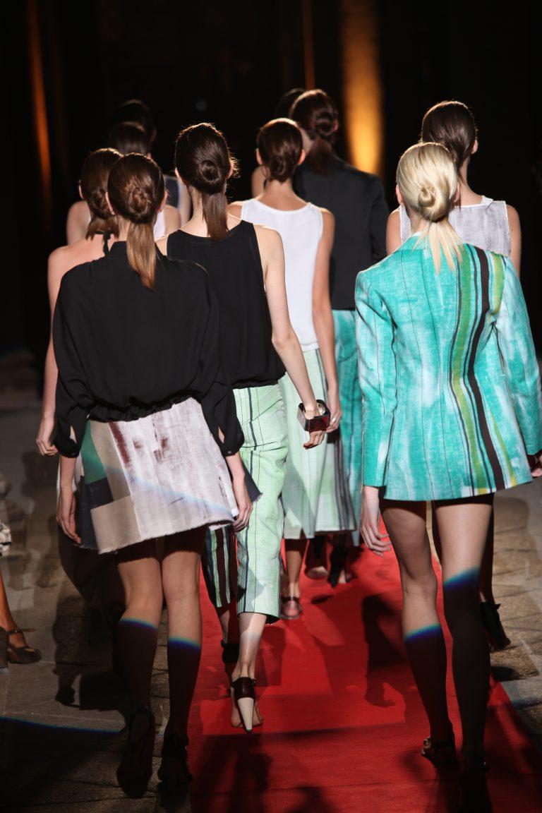 Pariser Modewochen gehen in die nächste Runde