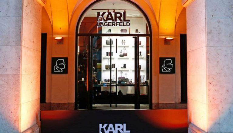 Karl Lagerfeld: Neue Shops in München eröffnet