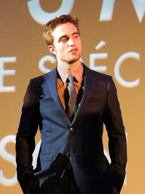 Robert Pattinson als Modedesigner?