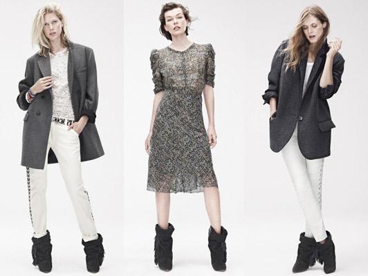 Isabel Marant für H&M die besten Looks