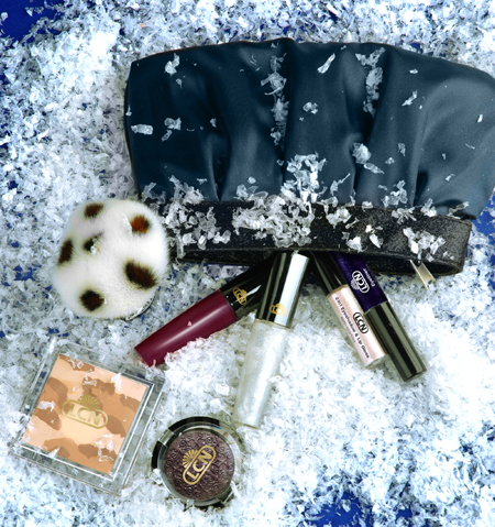 Homecoming – Der neue Beauty-Winterlook von LCN