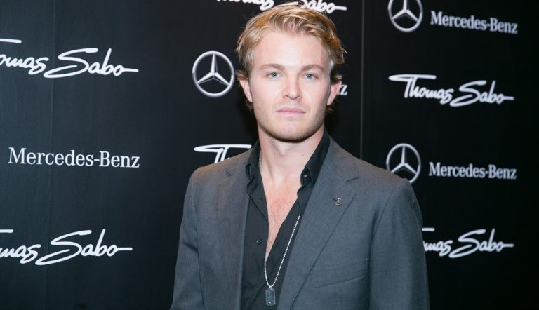 Formel 1 & modeln: Nico Rosberg wird das neue Gesicht für Thomas Sabo