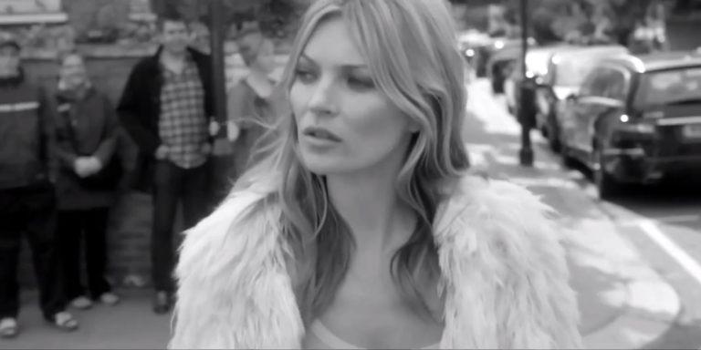 Stuart Weitzman präsentiert neuen Werbefilm mit Kate Moss