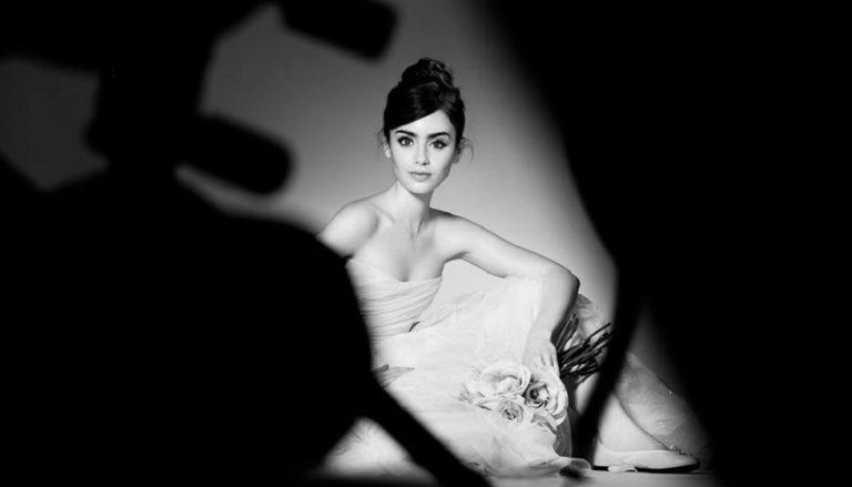 Lily Collins: Neues Gesicht für Lancôme