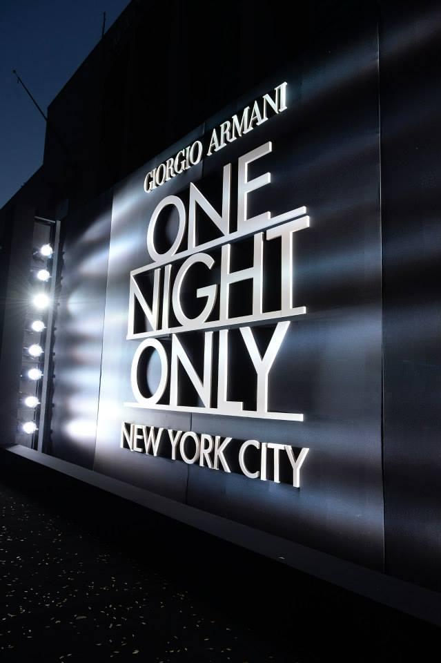 """""""Giorgio Armani Day"""" – Eigener Ehrentag in New York für den Designer"""