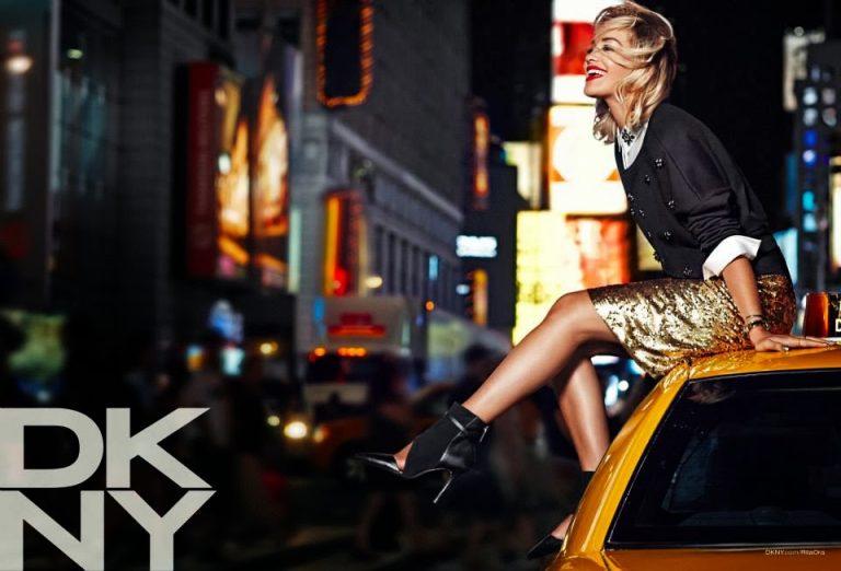 Rita Ora ersetzt Cara Delevingne bei DKNY