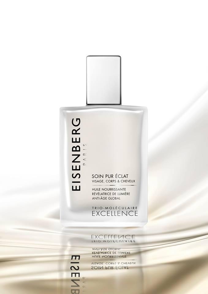 Körperöl, Gesichtsöl, Haaröl – Pure Glow Care von Eisenberg Paris