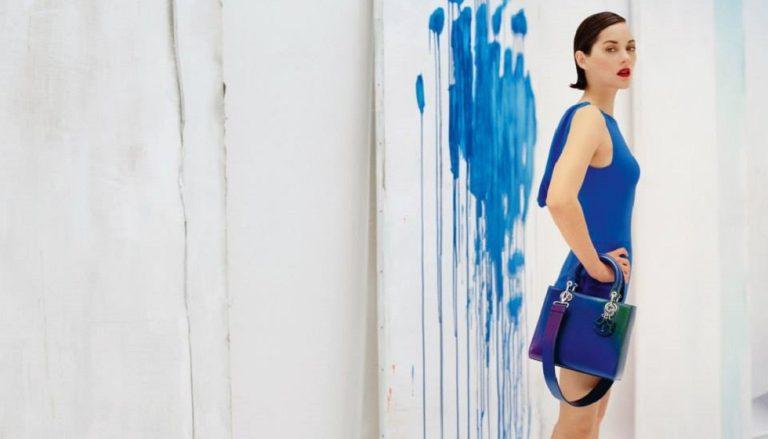 Lady Dior – Marion Cotillard in der neuen Kampagne