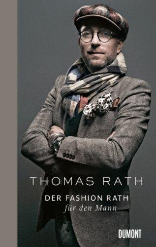 """Buchtipp: """"Der Fashion Rath für den Mann"""""""