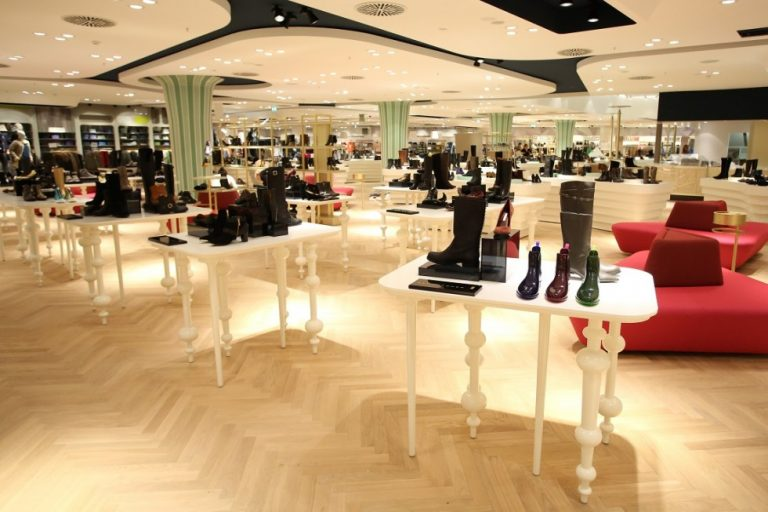Breuninger: Exklusiver Department Store in Düsseldorf eröffnet