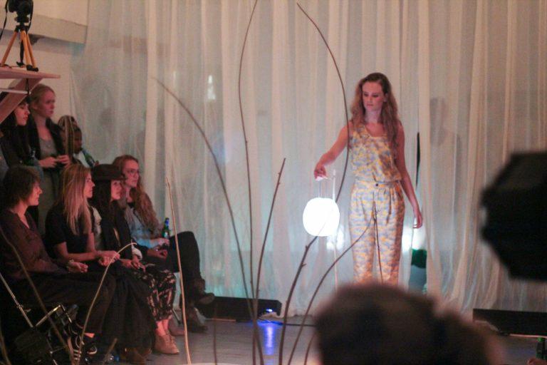 "In-Fashion Festival: Modenschau ""Femke Agema"""