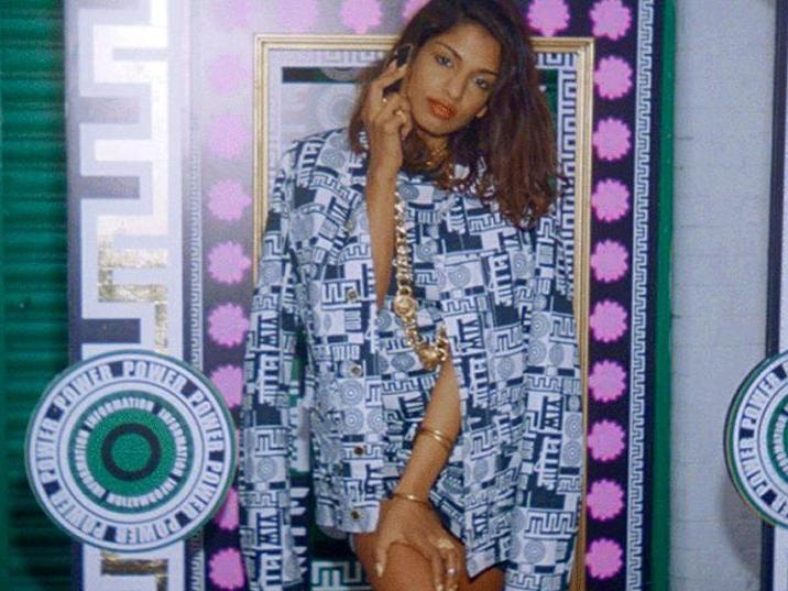 M.I.A. für Versace: Rapperin entwirft Capsule Kollektion