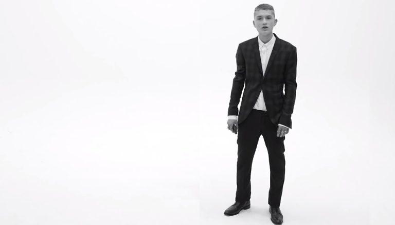 Jude Law – Sohn Rafferty geht unter die Models