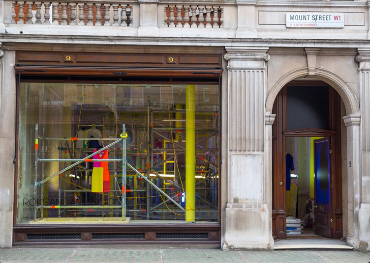 Roksanda Ilincic eröffnet erstes Geschäft in London