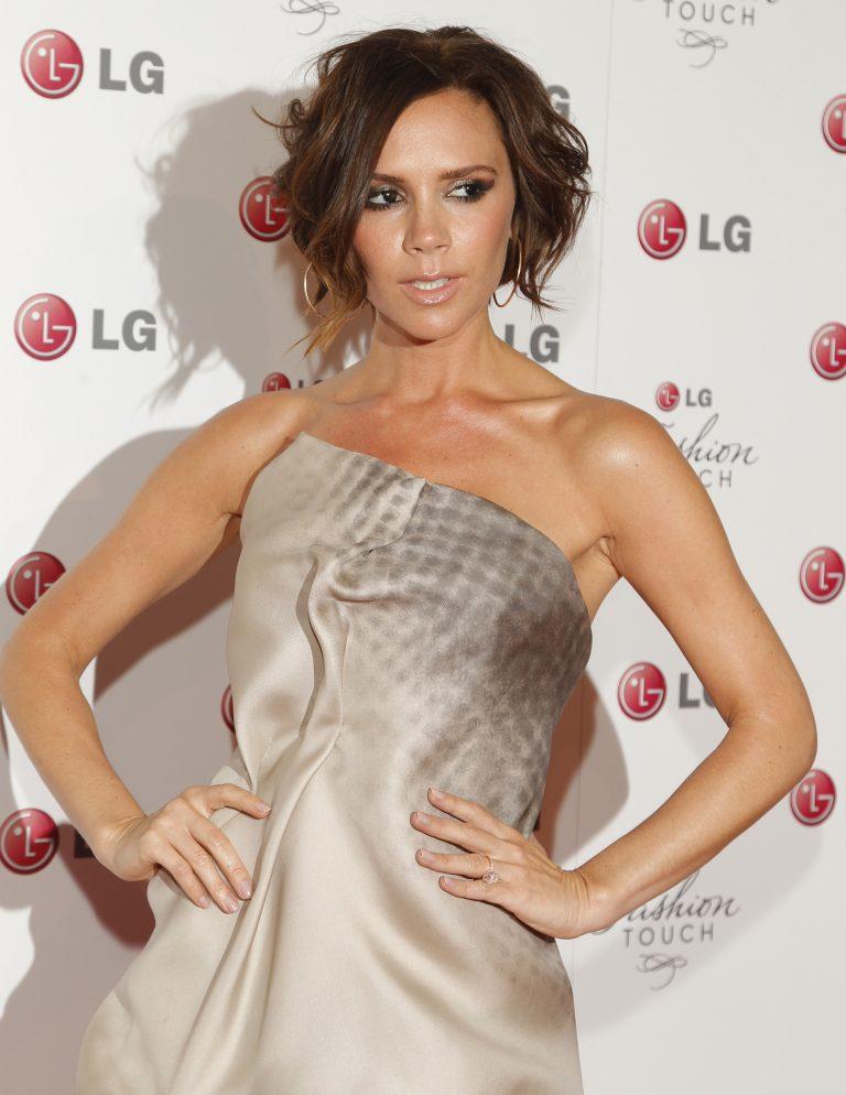Victoria Beckham für renomierten Modepreis nominiert
