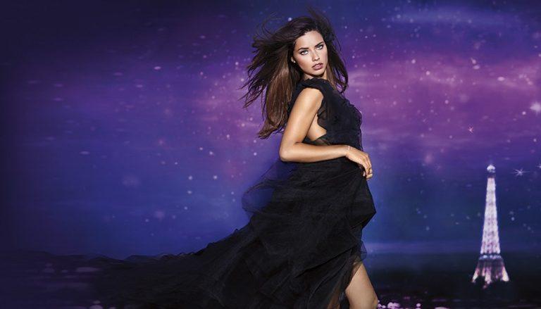 """Adriana Lima präsentiert die neue Victoria's Secret """"Night Fragrance""""-Kollektion"""