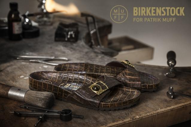 Birkenstock – Patrik Muff Limited Edition