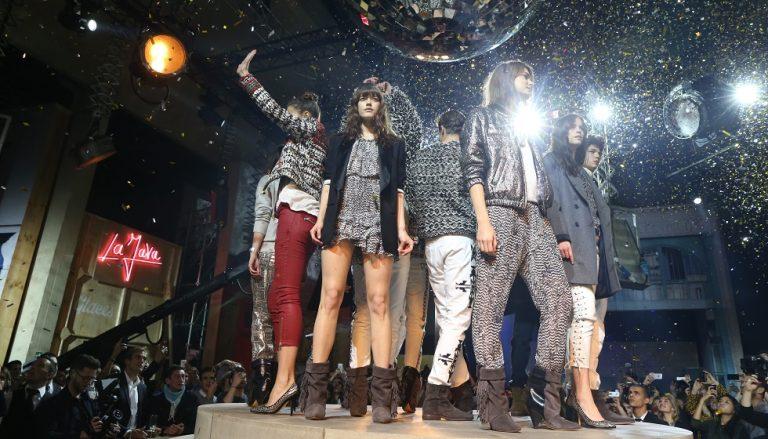 H&M feiert in Paris die Isabel Marant-Kollektion