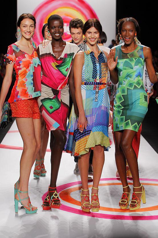 Desigual – Gelungenes Debüt auf der New York Fashion Week