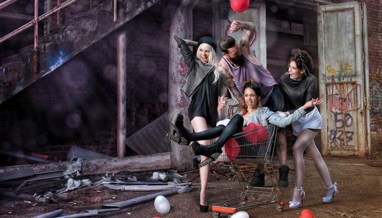 "Katspell präsentiert die ""Made in Wonderland"" Frühjahs-/Sommer-Kollektion 2014"