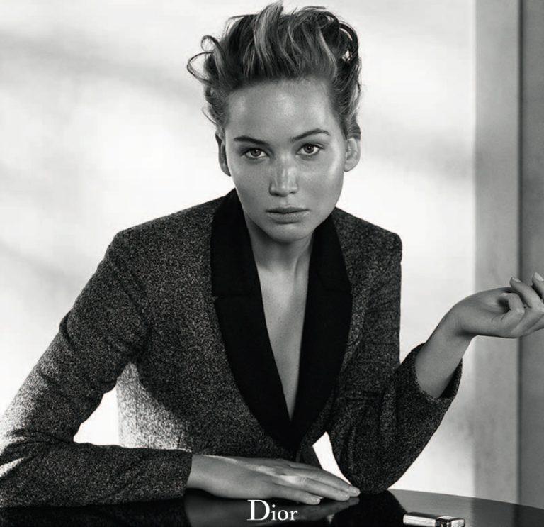 Jennifer Lawrence erneut für Dior