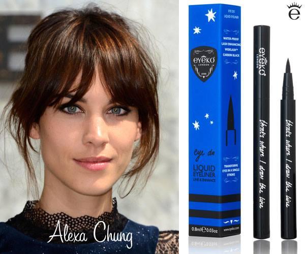 Alexa Chung – Ihre Beauty-Linie für Eyeko