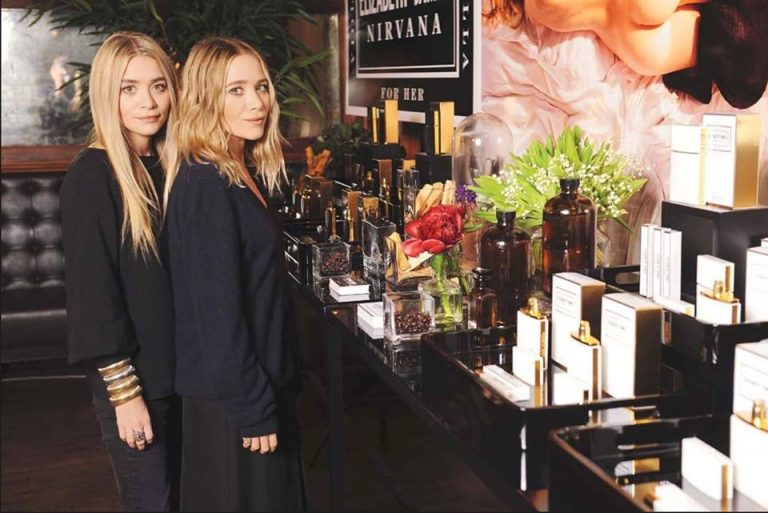 Mary-Kate und Ashley Olsen bringen neue Parfüms auf den Markt