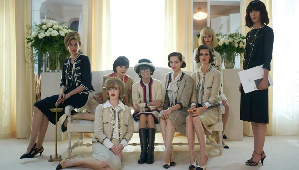 Karl Lagerfeld lässt Coco Chanel in einem zweiten Kurzfilm wieder auferstehen Foto: Facebook / 'Chanel'