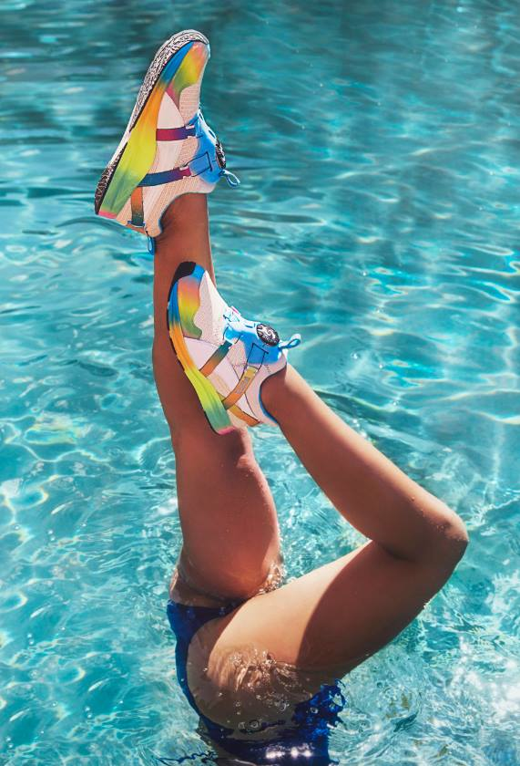 "Solange Knowles präsentiert die ""Girls of Blaze""-Kollektion Foto: Instagram / Solange Knowles"