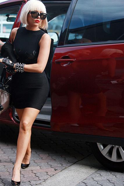 Wird Lady Gaga das neue 'Versace'-Gesicht? Foto: Flickr / lovelyhk