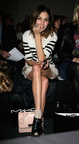 Alexa Chung träumt von einer eigenen Modelinie Foto: Flickr / lovelyhk