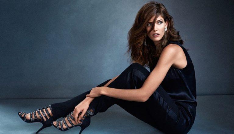 Kendra Spears modelt für die aktuelle NEXT-Kampagne