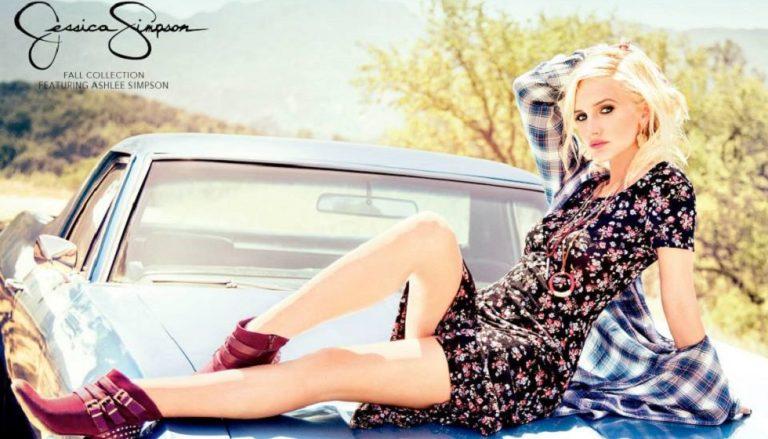 Jessica Simpson: Kleine Schwester modelt für ihr Label
