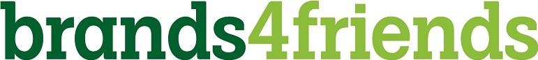 Logo 'Brands4friends'