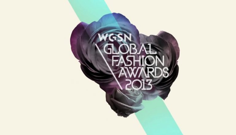 """Die Gewinner der WGSN """"Global Fashion Awards"""" 2013"""
