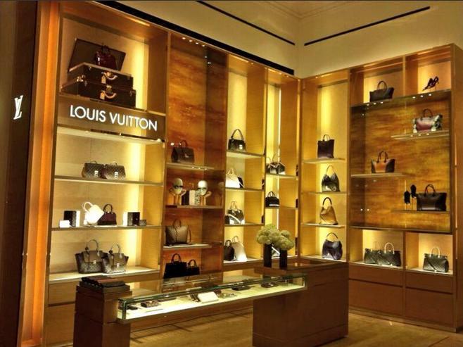 Selfridges lädt ins Townhouse von Louis Vuitton ein.