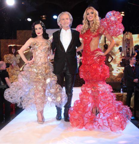 Haute Couture und Schokolade: Lambertz sucht das Schoko-Model 2014