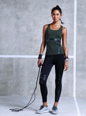 Das neue H&M Sport Konzept • Kleidung.com