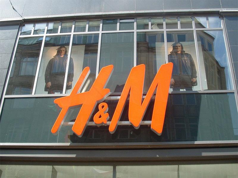 'H&M'-Logo Foto: Wikipedia / Manfred Sauke