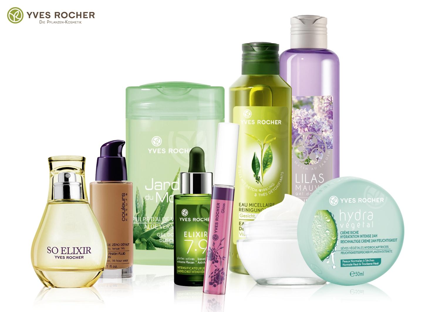 Alle Produkte werden auf pflanzlicher Basis hergestellt
