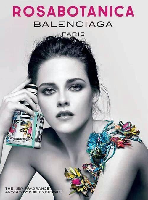 Kristen Stewart: Neue Balenciaga Kampagne