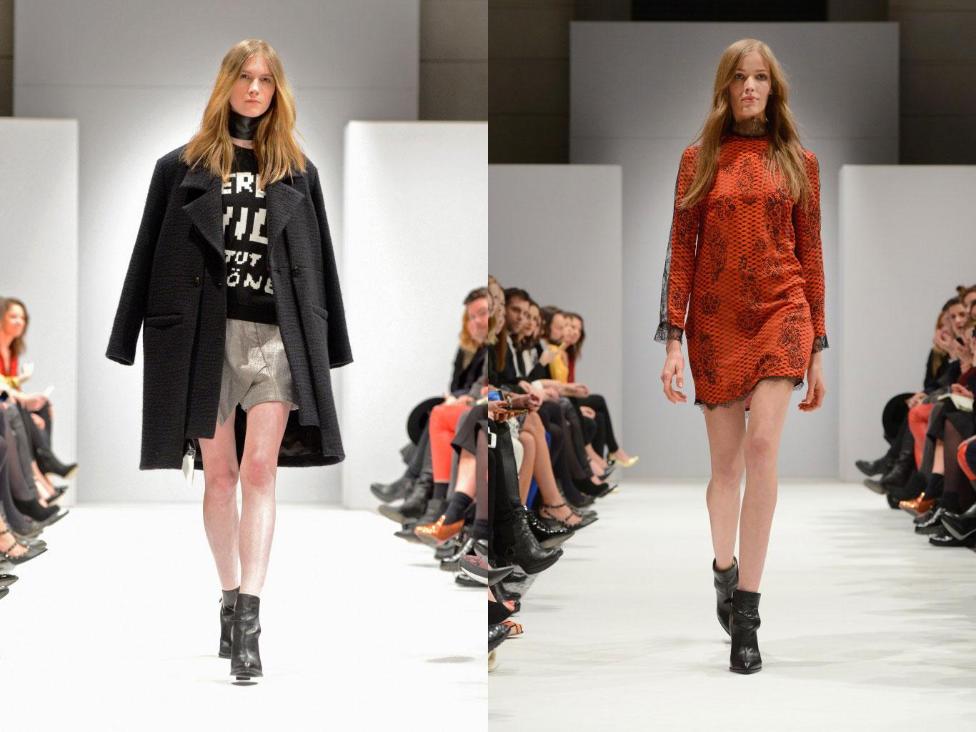 Fashion Week, Berlin: Lala Berlin präsentiert Berliner Rebellion
