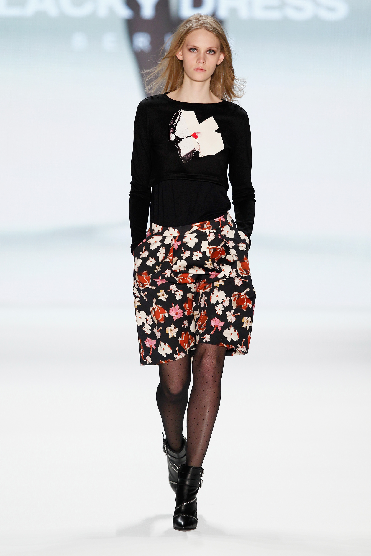 Fashion Week, Berlin: Blacky Dress zeigt Rock'n'Roll Couture