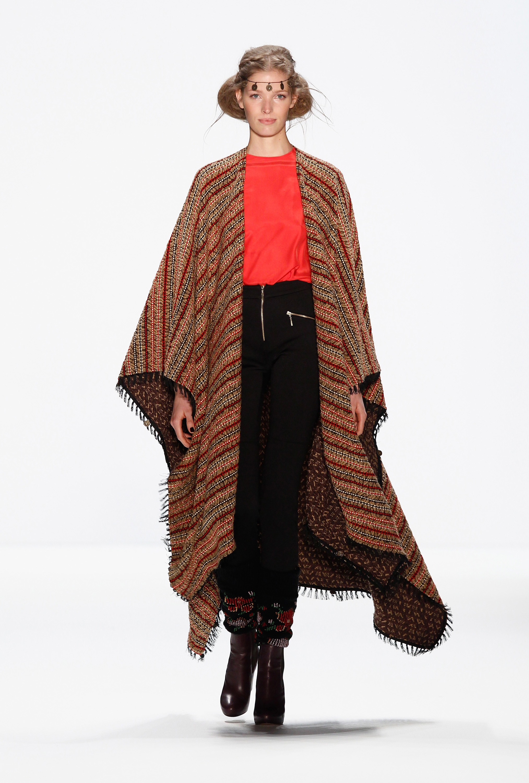 Fashion Week, Berlin: Holy Ghost zeigt Wintertage im Balkan