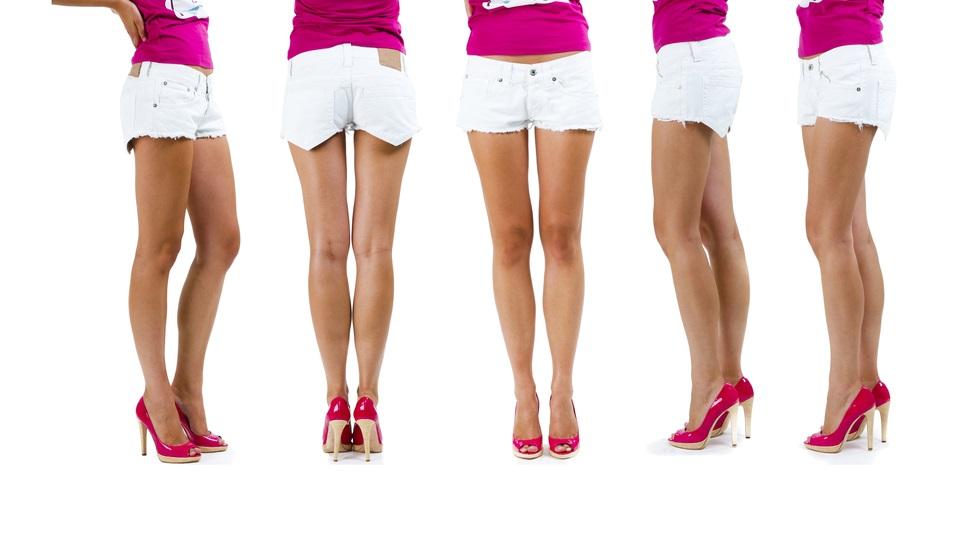 Zeigt her eure Beine - Shorts bestimmen den Sommer Foto: Shutterstock / Evgeny Korshenkov