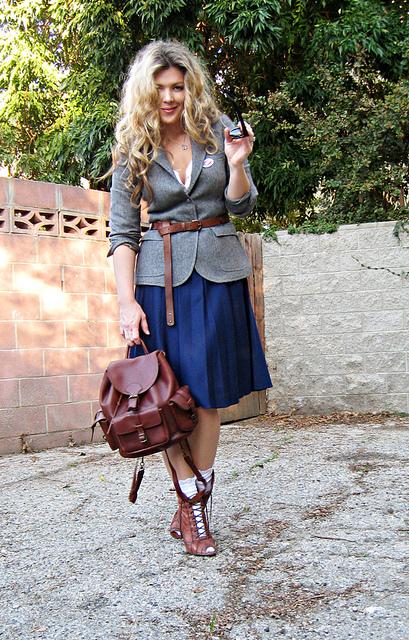 Falten liegen voll im Trend Foto: Flickr / ...love Maegan