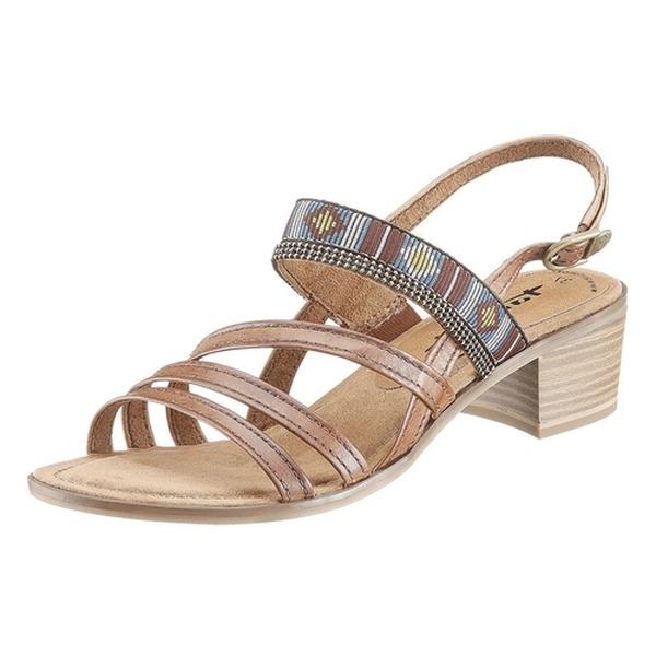 Zeigt her eure Zehen: Sandaletten und Peeptoes im Trend
