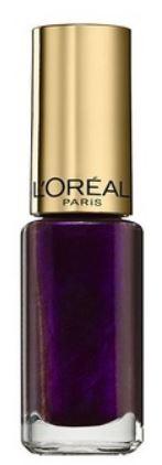 Nagellack Violett Dark