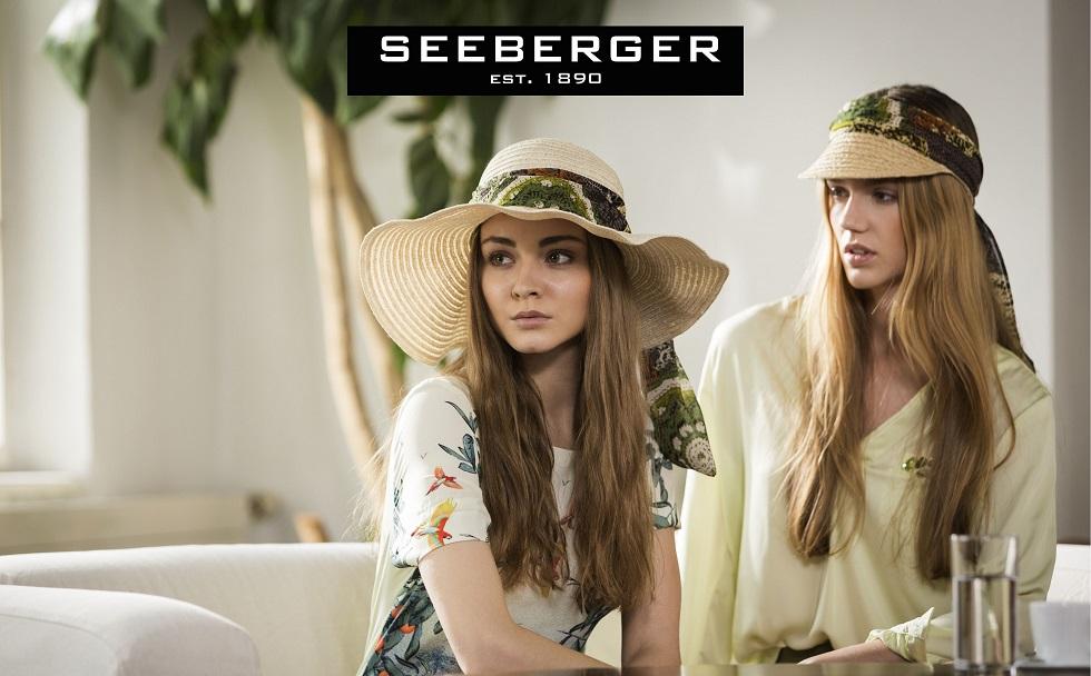 Die Hutmarke Seeberger präsentiert seine Sommerkollektion 2014 Foto: Seeberger